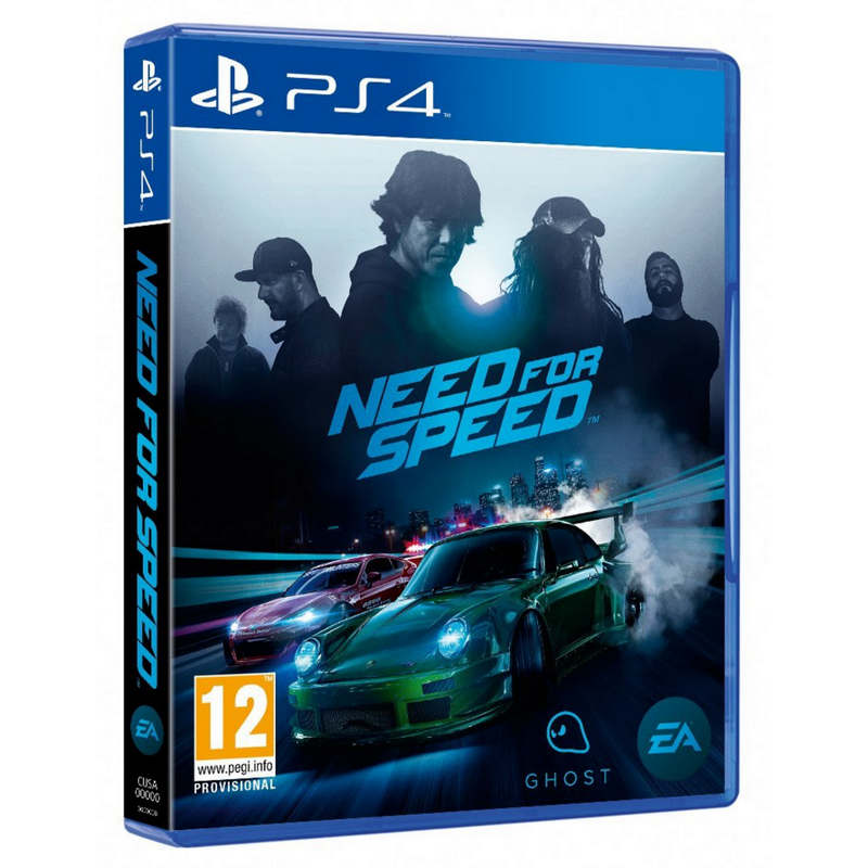 need for speed ps4. Black Bedroom Furniture Sets. Home Design Ideas