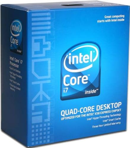 intel core i7 950 box socket 1366 procesador. Black Bedroom Furniture Sets. Home Design Ideas