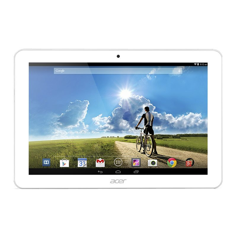 acer iconia tab 10 a3 a20 10 1 16gb blanca tablet. Black Bedroom Furniture Sets. Home Design Ideas